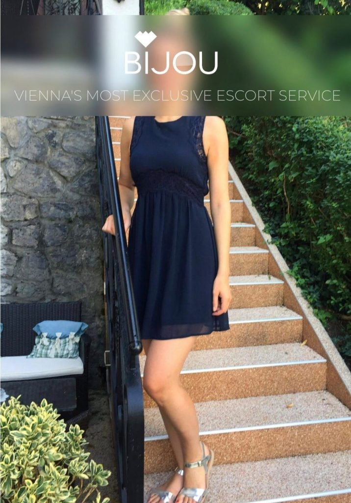 Nina from Salzburg on of the Austrian Elite Escort Girls
