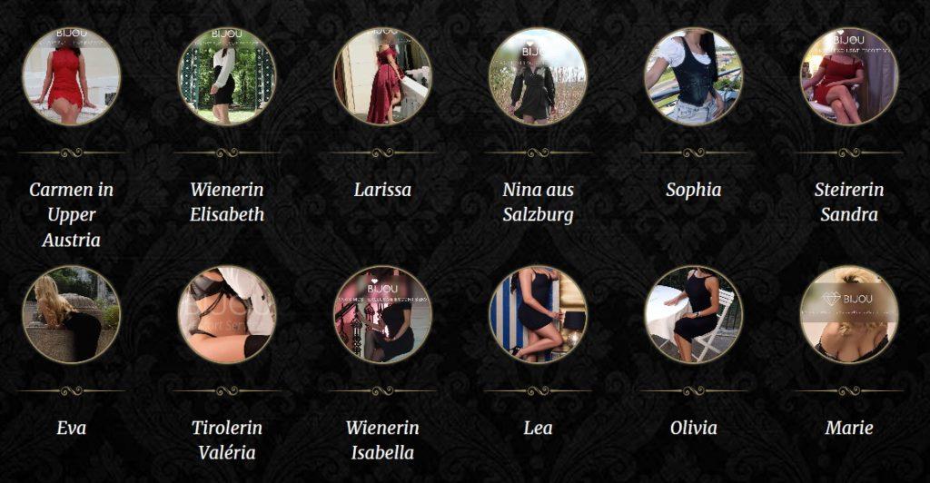 top class escort Vienna - Escort girls of Bijou Escort